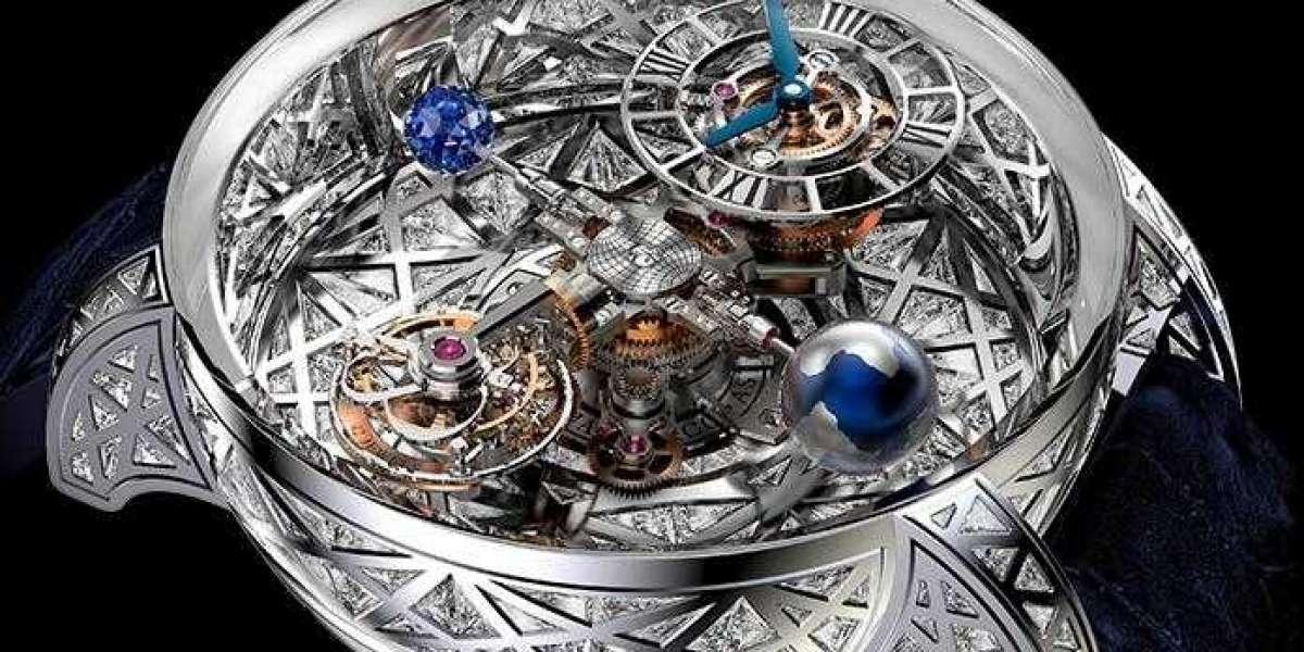 Replica Jacob & Co. Astronomia Casino AT100.60.AC.UB.A watch Review
