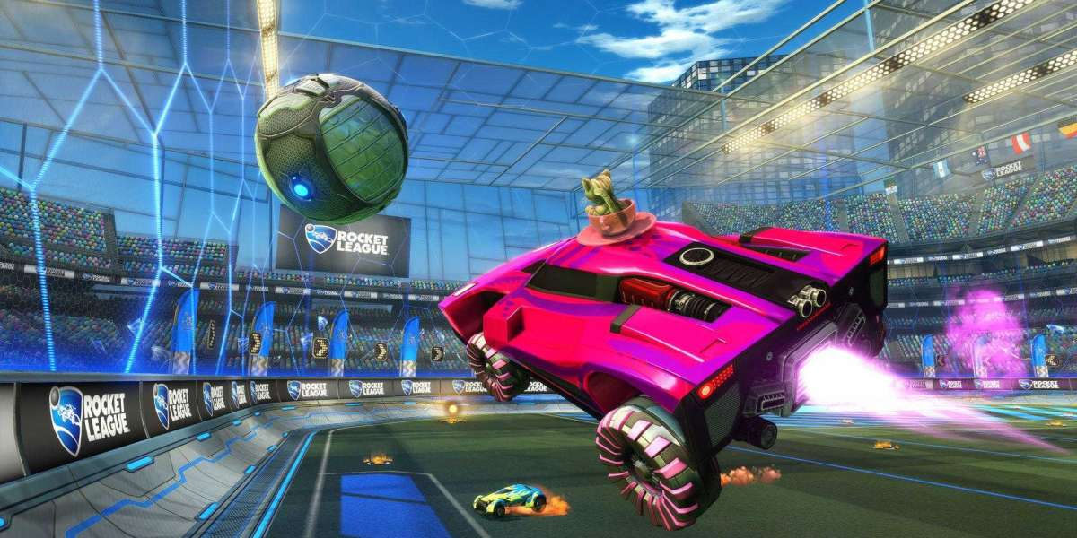 The newly loose Rocket League game will be supported by in-sport